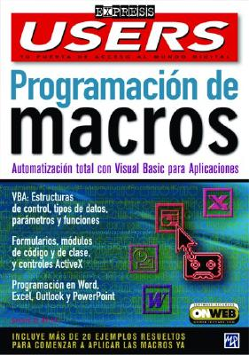 Programacion de Macros 9789875261785