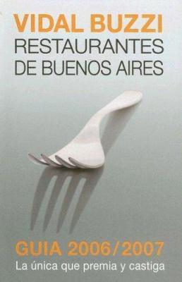 Restaurantes de Buenos Aires 9789870507956