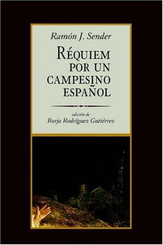 Rquiem Por Un Campesino Espaol 9789871136483