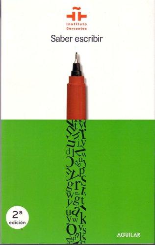 Saber Escribir 9789870406136