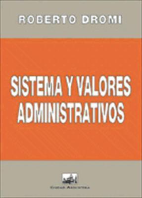 Sistema y Valores Administrativos 9789875072497