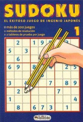 Sudoku: El Exitoso Juego de Ingenio Japones 1 9789879017463