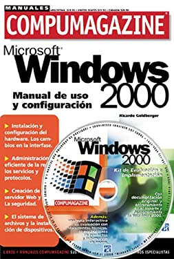 Windows 2000 Manual de USO y Configuracion [With CDROM] 9789875260290
