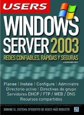 Windows Server 2003 9789875262393