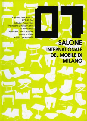 07 Salone Internationale del Mobile Di Milano 9789889879938