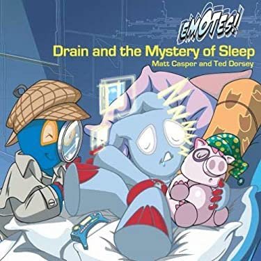 Drain and the Mystery of Sleep 9789881734242