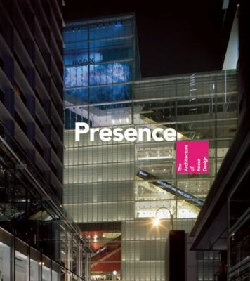 Presence - The Architecture of Rocco Design 9789881858320