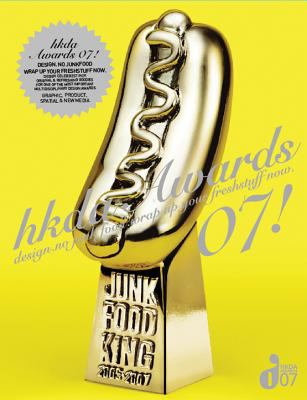 hkda Awards, Volume 2: Design. No Junkfood. Wrap Up Your Freshstuff Now. 9789889900168
