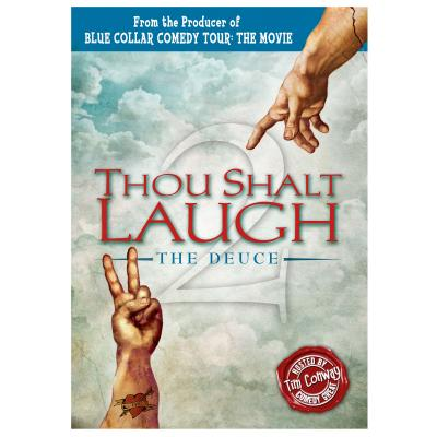 Thou Shalt Laugh: The Deuce 0899899001195