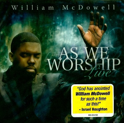 As We Worship: Live 0099923510321