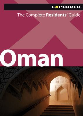 Oman Residents' Guide, 4th 9789948033868