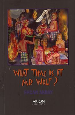 What Time Is It, Mr Wolf? 9789944070966