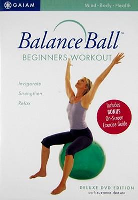 Balance Ball Beginners Workout