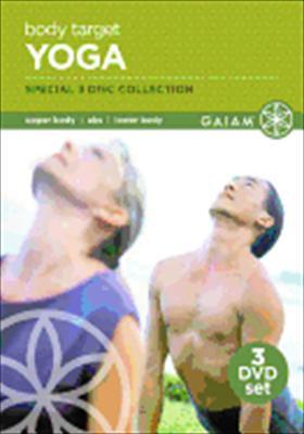 Body Target Yoga: Upper Body/ABS/Lower Body