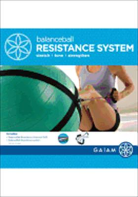 Gaiam Balance Ball Resistance System