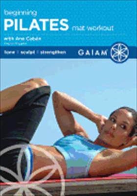 Pilates Beginning Mat Workout 0029956313408