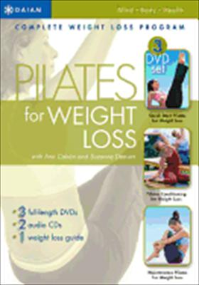 Pilates for Weight Loss: Complete Program