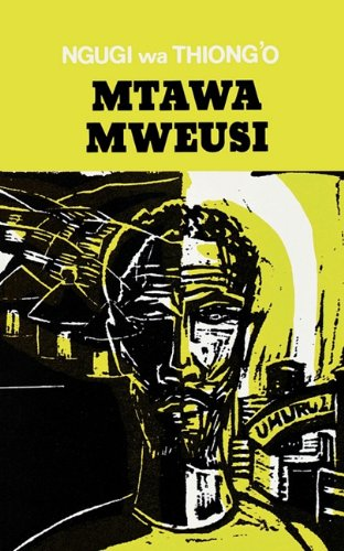 Mtawa Mweusi 9789966460097
