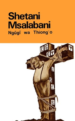 Shetani Msalabani 9789966461674