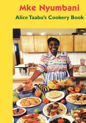 Alice Taabu's Cookery Book 9789966250216