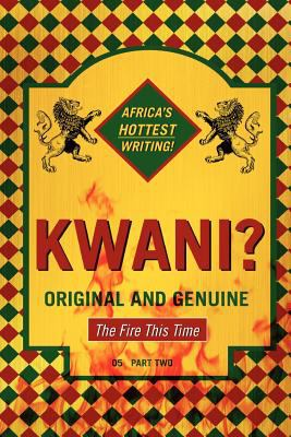 Kwani? 05, Part 2 9789966718211