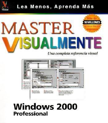 Master Visualmente Windows 2000 Professional 9789968370066