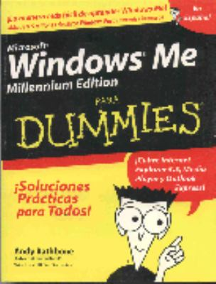 Microsoft Windows Me Para Dummies 9789968370097