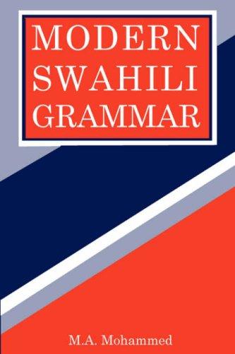 Modern Swahili Grammar 9789966467614