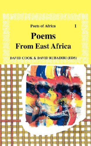 Poems from East Africa 9789966460196
