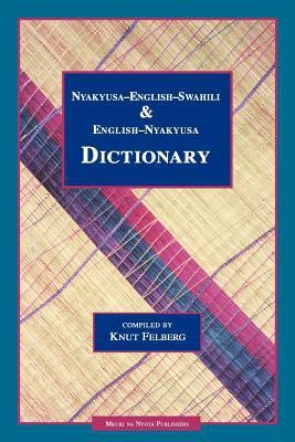 Nyakyusa-English-Swahili & English-Nyaky 9789976973327
