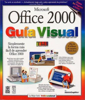 Office 2000 Guia Visual = Office 2000 Simplified 9789977540924