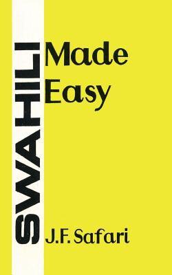 Swahili Made Easy 9789976100129