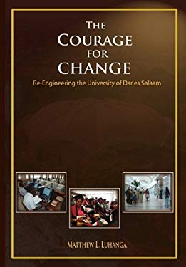 The Courage for Change 9789976604795