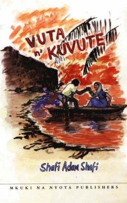 Vutu N' Kuvute 9789976973297