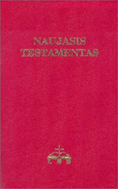 Lithuanian New Testament-fl 9789986790037